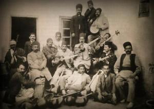 استادان موسیقی ایرانی
