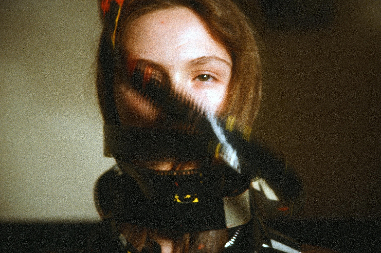 Nosrat Panahi Nejad Pellicola e il mio corpo Cine studio Obraz MIlano 1979 (20)