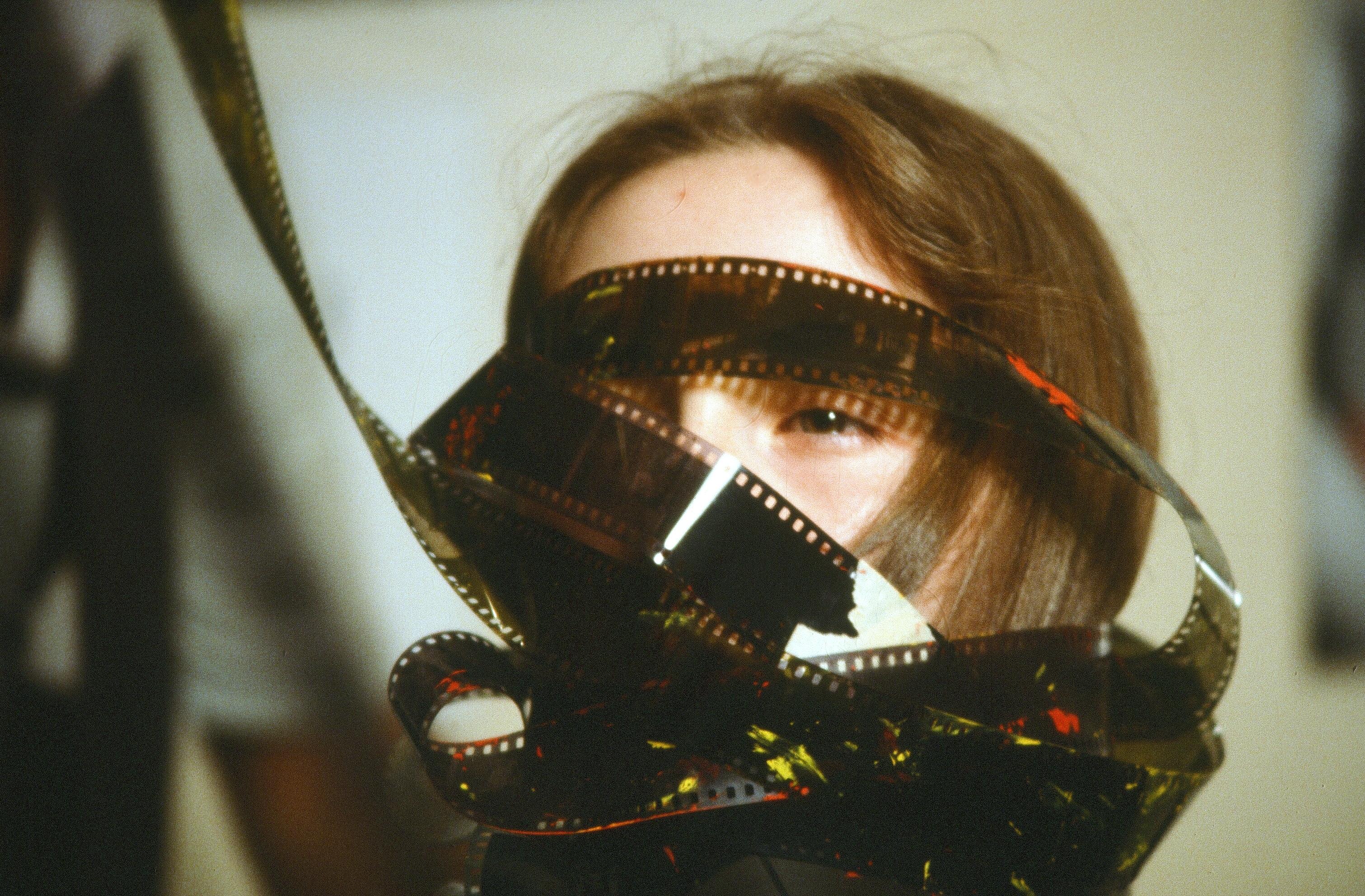 Nosrat Panahi Nejad Pellicola e il mio corpo Cine studio Obraz MIlano 1979 (22)