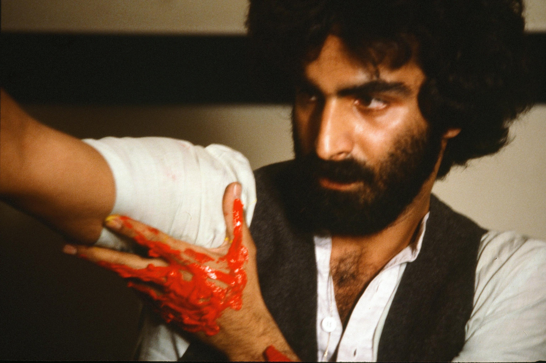 Nosrat Panahi Nejad Pellicola e il mio corpo Cine studio Obraz MIlano 1979 (31)