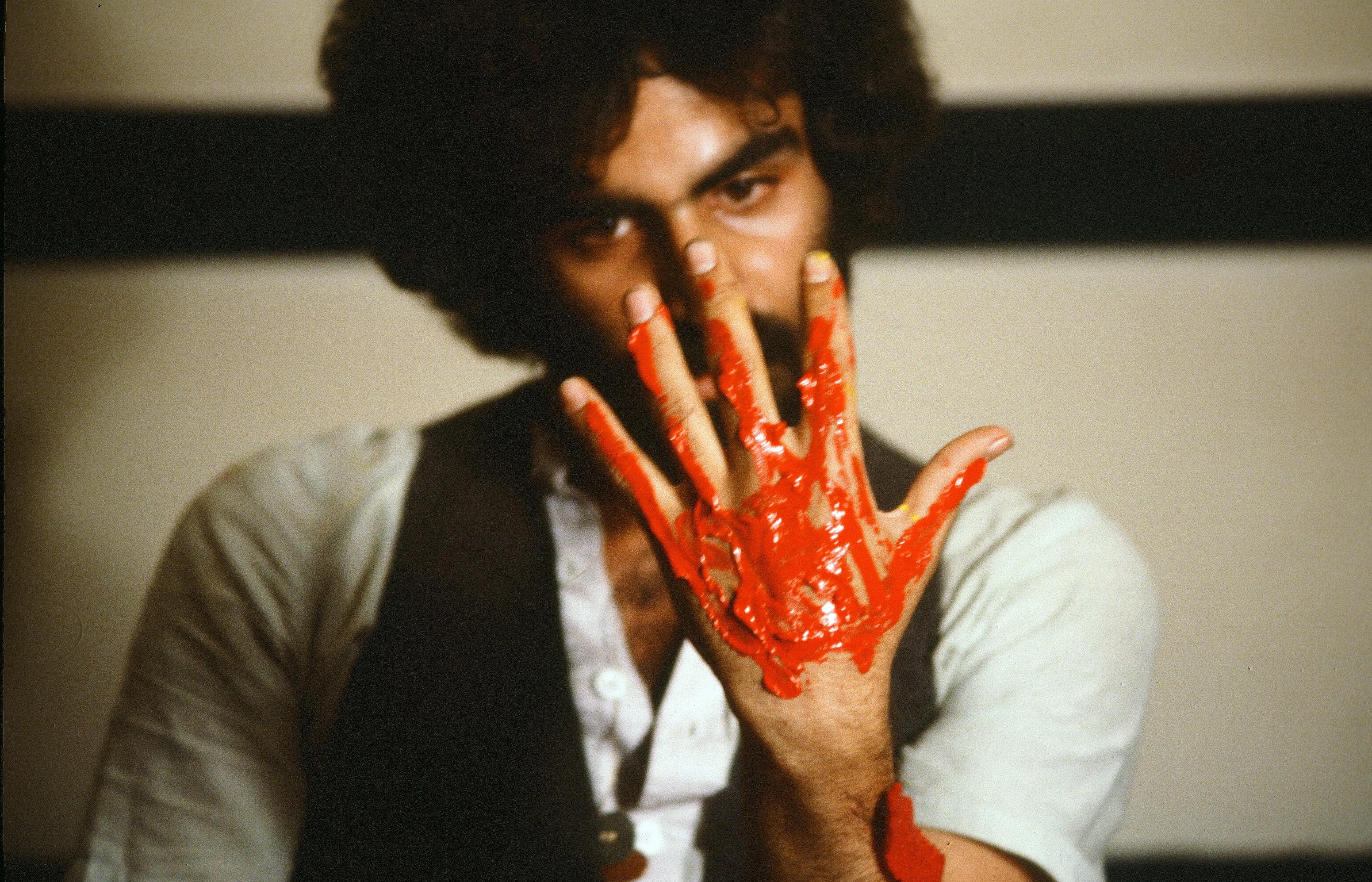 Nosrat Panahi Nejad Pellicola e il mio corpo Cine studio Obraz MIlano 1979 (32)