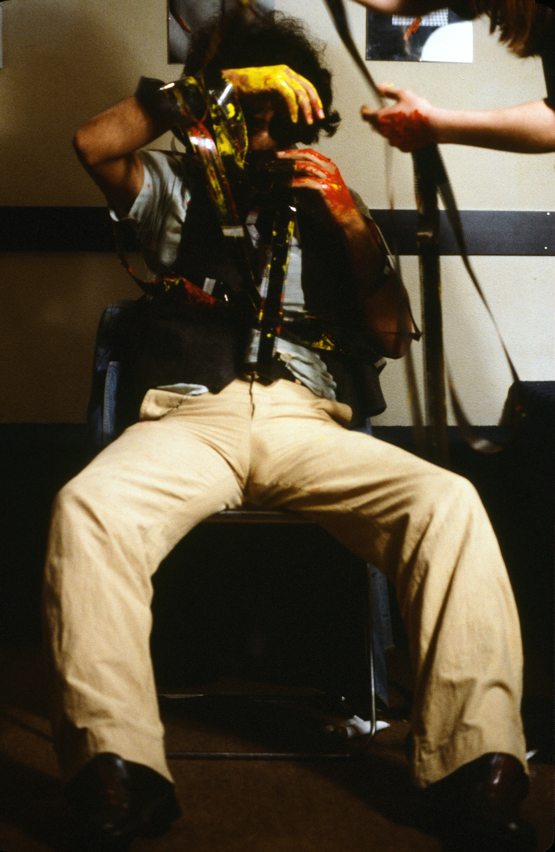 Nosrat Panahi Nejad Pellicola e il mio corpo Cine studio Obraz MIlano 1979 (40)