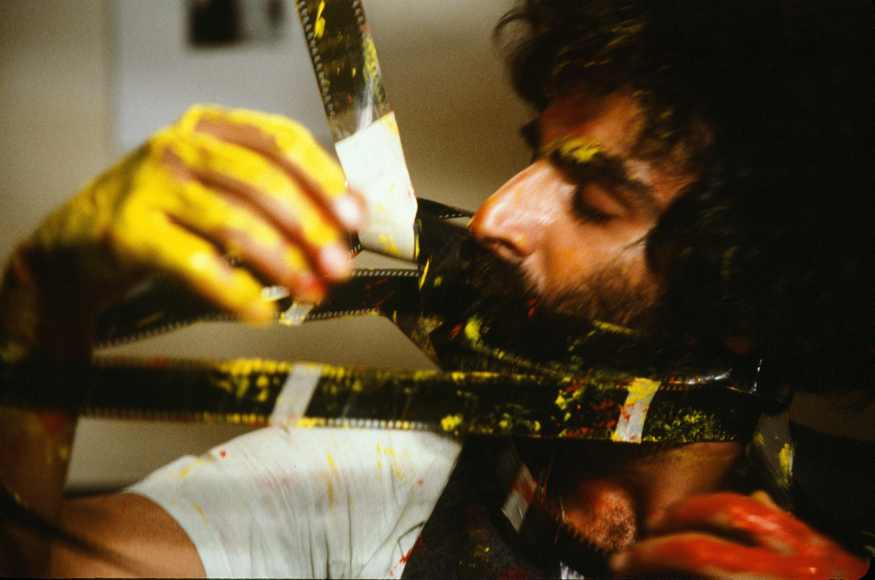 Nosrat Panahi Nejad Pellicola e il mio corpo Cine studio Obraz MIlano 1979 (45)