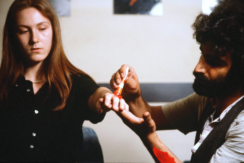 Nosrat Panahi Nejad Pellicola e il mio corpo Cine studio Obraz MIlano 1979 (5)