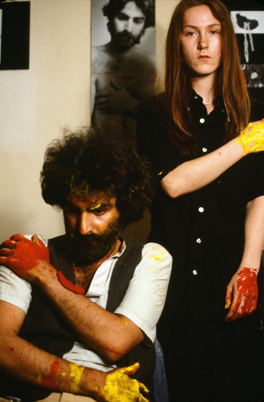 Nosrat Panahi Nejad Pellicola e il mio corpo Cine studio Obraz MIlano 1979 (50)