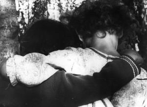 """© Nosrat Panahi Nejad """"La vaga infanzia"""", Mar caspio, 1973"""