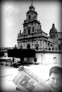© Nosrat Panahi Nejad  Scomparsa di Gesualdo  di Bufalino
