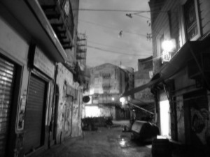 ©Nosrat Panahi Nejad Vucciria silente
