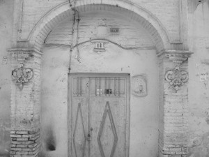 "© Nosrat Panahi Nejad  "" La casa del Maestro Hossein Yahghi"" Tehran 2016"