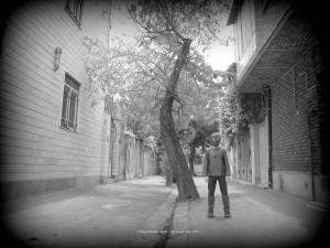 "© Nosrat Panahi Nejad "" Nel vicolo"" Iran 2013"