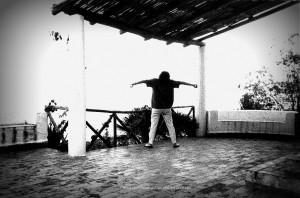 """© Nosrat Panahi Nejad  """"dialogo"""" 1992, San vito lo capo"""