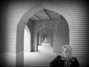 Copyright © Nosrat Panahi Nejad, Cimitero di Teheran, 2007